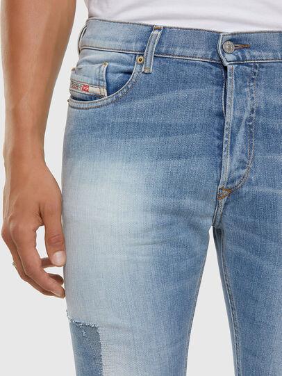 Diesel - Tepphar 009FJ, Light Blue - Jeans - Image 3