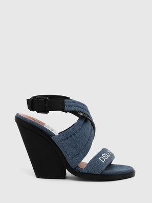 SA-FLAMINGO XR, Blue Jeans - Sandals