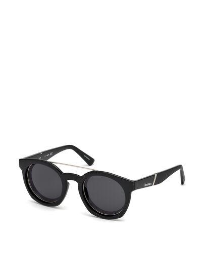Diesel - DL0251,  - Sunglasses - Image 4