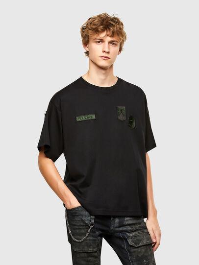 Diesel - T-CROLF,  - T-Shirts - Image 1