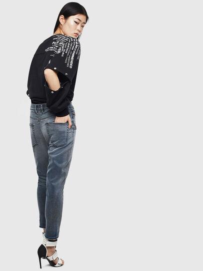 Diesel - D-Eifault JoggJeans 069LT, Dark Blue - Jeans - Image 2