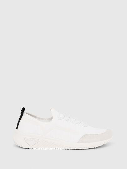 Diesel - S-KBY STRIPE W, White - Sneakers - Image 1