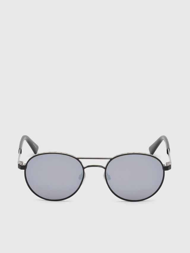 Diesel - DL0265, Black - Eyewear - Image 1