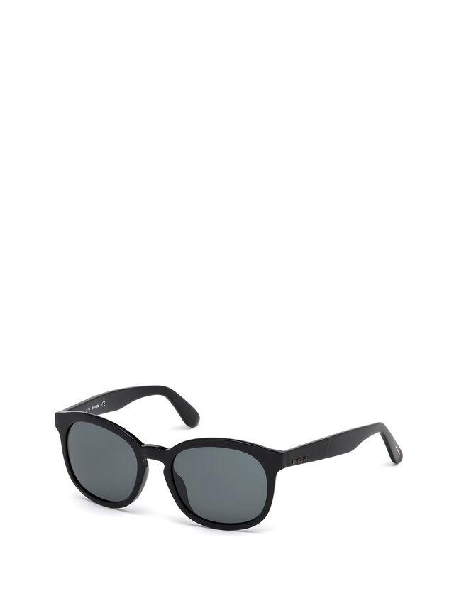 Diesel - DM0190, Black - Eyewear - Image 4