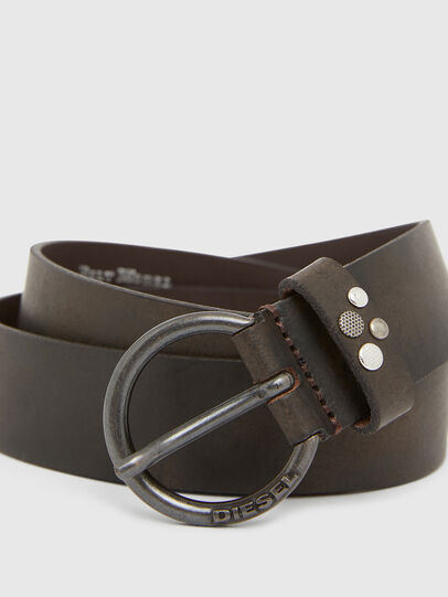 Diesel - B-WANNA, Brown - Belts - Image 2