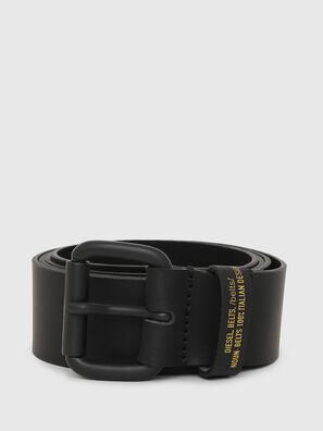 B-NOVO, Black - Belts