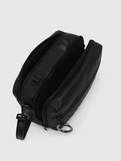 Diesel - FUTURAH, Black - Crossbody Bags - Image 7