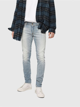 Sleenker 081AJ, Light Blue - Jeans