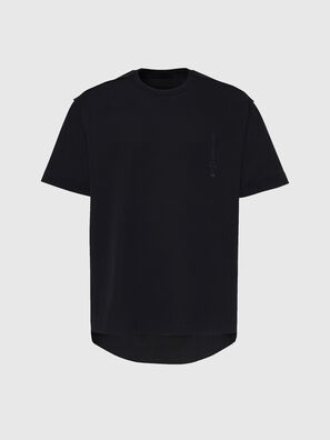 T-ZAFIR, Black - T-Shirts