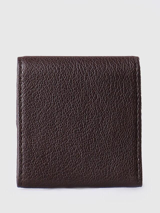 Diesel KOPPER, Dark Brown - Small Wallets - Image 2