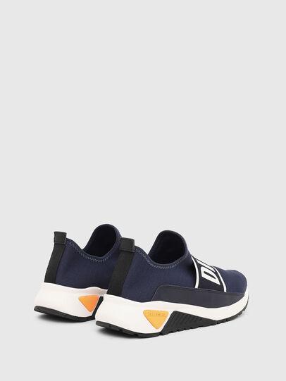 Diesel - S-KB SOE, Blue - Sneakers - Image 3