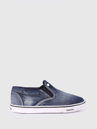 Diesel - SLIP ON 21 DENIM CH,  - Footwear - Image 1