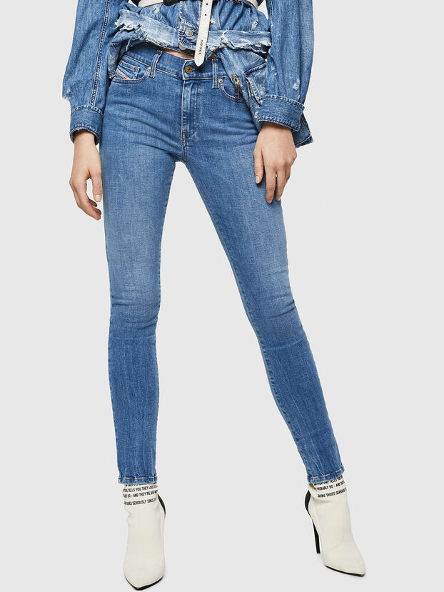 D-Roisin 0890H, Light Blue - Jeans