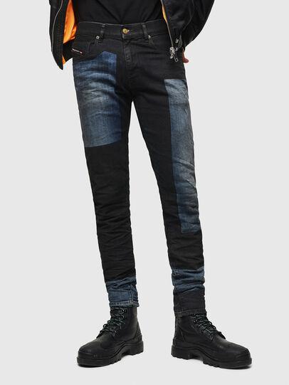 Diesel - D-Strukt 0094K, Dark Blue - Jeans - Image 1