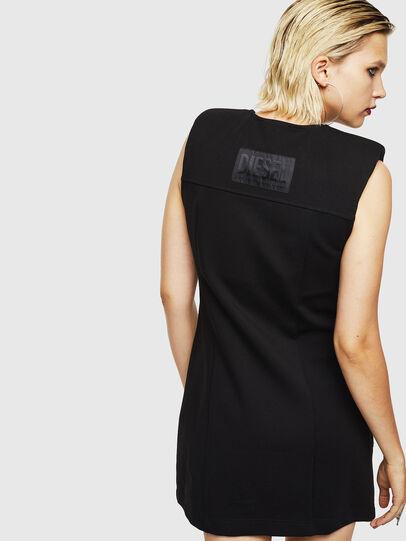 Diesel - D-SKUSA, Black - Dresses - Image 2