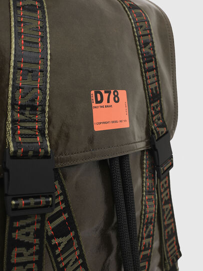 Diesel - MARBACK, Olive Green - Backpacks - Image 6