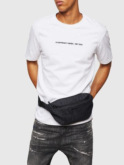 Diesel - D-SUBTORYAL DENIM BE, Blue Jeans - Belt bags - Image 6