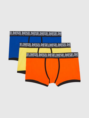 UMBX-DAMIENTHREEPACK, Multicolor/Black - Trunks