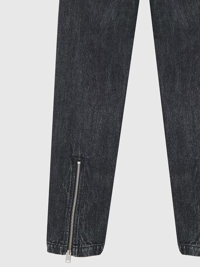 Diesel - P-BRADLEY, Black - Pants - Image 5