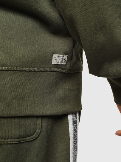 Diesel - UMLT-BRANDON-Z, Green - Sweaters - Image 5