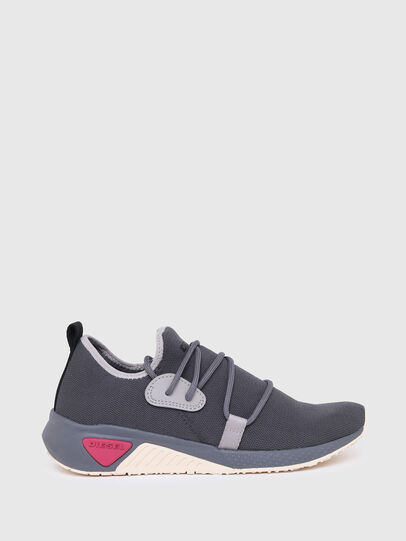 Diesel - S-KB SLE W, Grey - Sneakers - Image 1