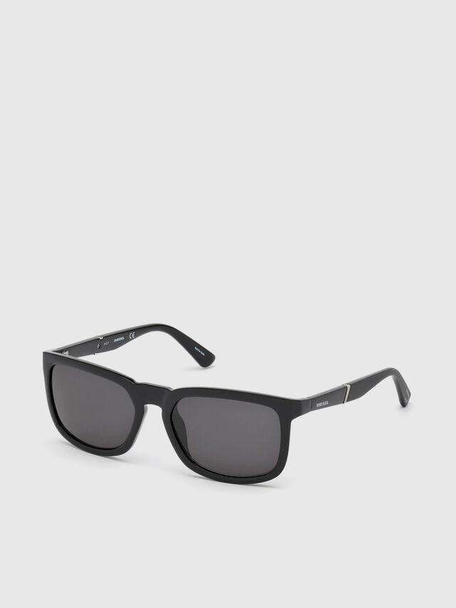 Diesel - DL0262, Black - Sunglasses - Image 2