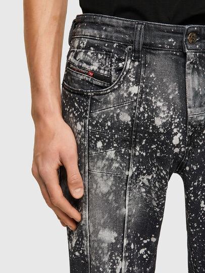 Diesel - D-Strukt 009SW, Light Grey - Jeans - Image 4