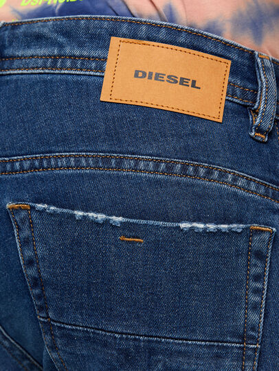 Diesel - Thommer 009DE, Dark Blue - Jeans - Image 4