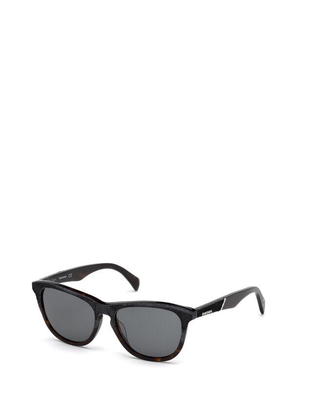 Diesel - DM0192, Dark Blue - Sunglasses - Image 4