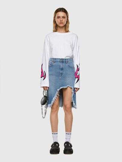 Diesel - DE-ELLYOT,  - Skirts - Image 5