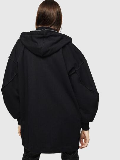 Diesel - F-HALLY, Black - Sweaters - Image 3