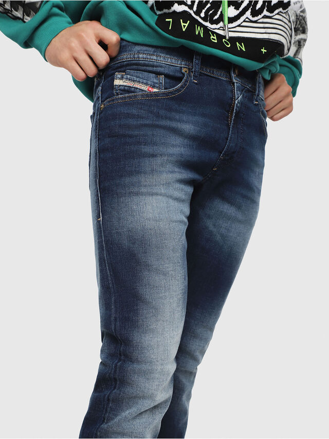 Diesel - Thommer 084GR, Medium blue - Jeans - Image 3