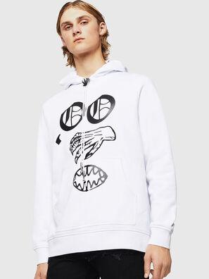 SNEILBOOD-X1, White - Sweaters