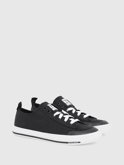 Diesel - S-ASTICO LOW CUT W, Black - Sneakers - Image 2