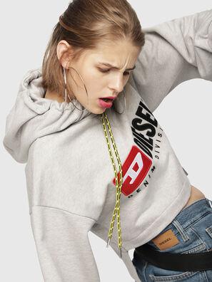 F-DINIE-A, Light Grey - Sweaters