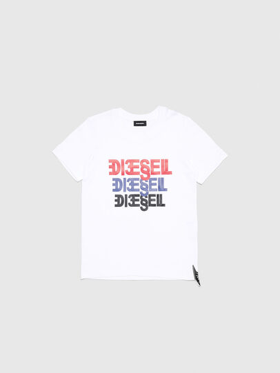 Diesel - TSURY, White - T-shirts and Tops - Image 1