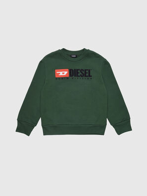 SCREWDIVISION OVER, Bottle Green - Sweaters
