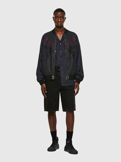 Diesel - D-MACS-SHORT, Black - Shorts - Image 5