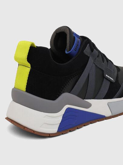 Diesel - S-BRENTHA WL, Black - Sneakers - Image 5