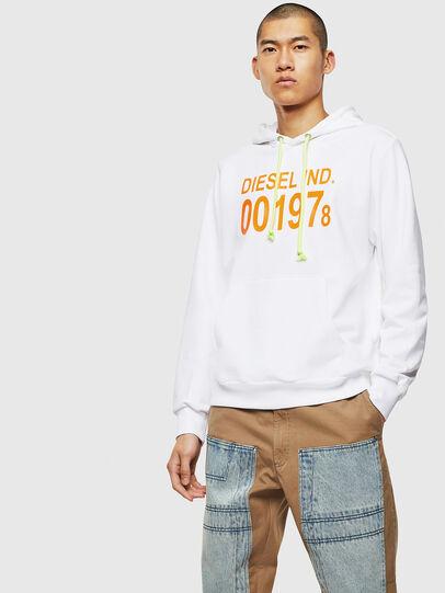 Diesel - S-GIRK-HOOD,  - Sweaters - Image 1