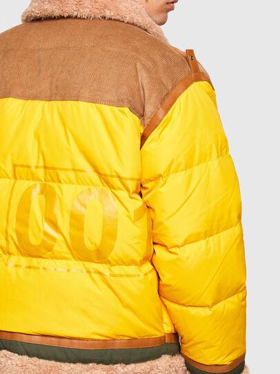 Diesel - W-EVAN-A,  - Winter Jackets - Image 4