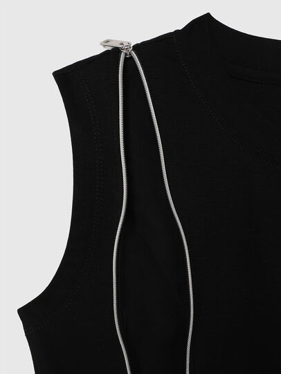 Diesel - TGARTH, Black - T-shirts and Tops - Image 4
