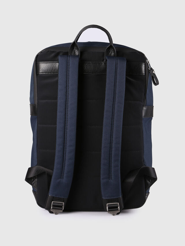 Diesel M-PROOF BACK, Blue Jeans - Backpacks - Image 2