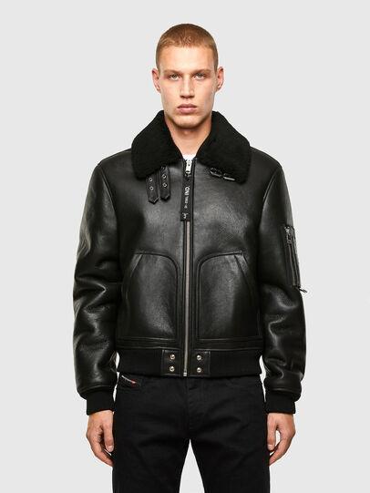 Diesel - L-ARNOLD,  - Leather jackets - Image 1