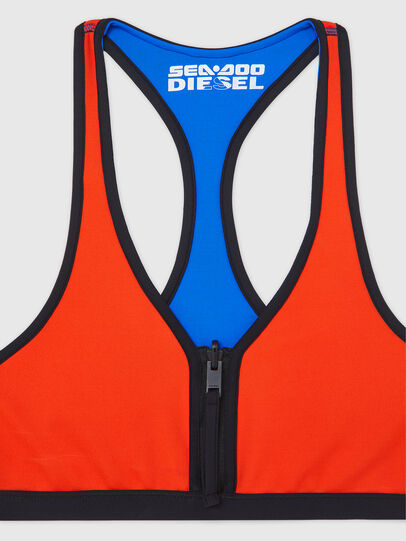 Diesel - BFB-MILADOO, Blue/Orange - Bras - Image 3