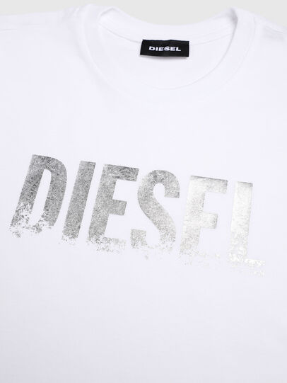 Diesel - TSILYWH, White - T-shirts and Tops - Image 3