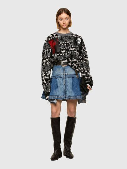 Diesel - OMYNRA,  - Skirts - Image 6