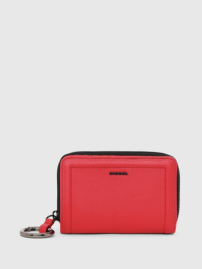 Diesel - BUSINESS LC, Fire Red - Small Wallets - Image 1