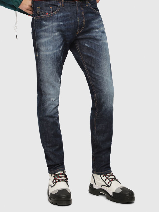 l'atteggiamento migliore 4f79b ac066 THOMMER 087AN Men: Slim Medium blue Jeans   Diesel