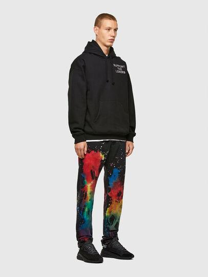 Diesel - S-UMMERHO, Black - Sweaters - Image 5
